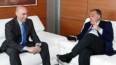 La Federación no da permiso a la Liga para jugar el Girona-Barça en EE.UU.
