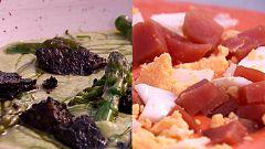 Torres en la cocina - Salmerejo verde y cordobés
