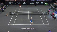 Tenis - Laver Cup 2018: 1º partido individual: G. Dimitrov - F. Tiafoe