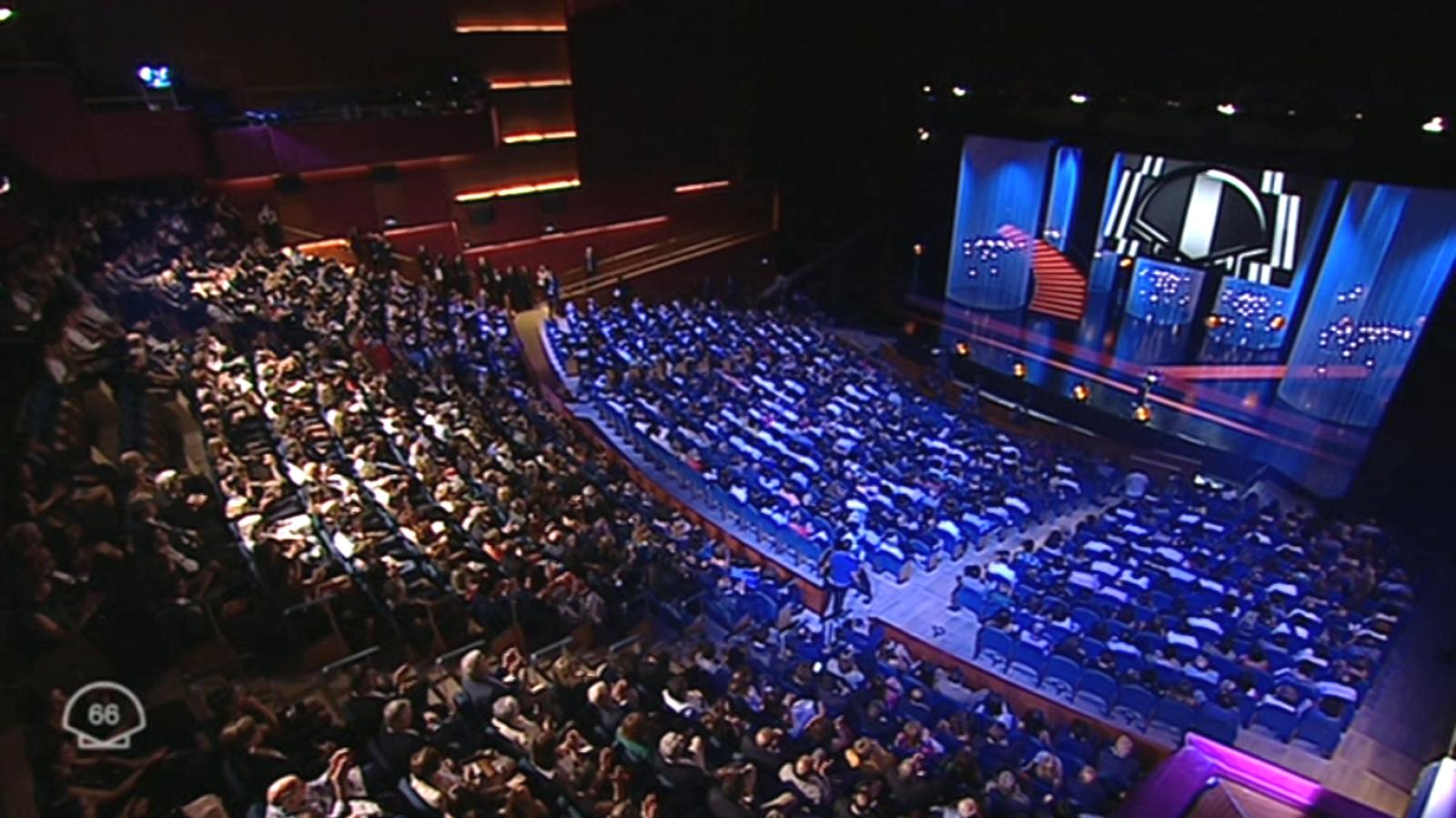 Festival de cine de San Sebastián 2018 - Gala de inauguración - ver ahora