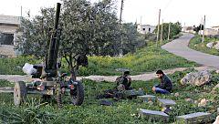La ofensiva sobre Idlib, el último bastión rebelde en Siria, queda en suspenso