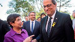 La delegada del Gobierno en Cataluña, partidaria de indultar a los presos del 'procés' si son condenados