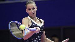 Tenis - WTA Torneo Tokio (Japón). 1ª Semifinal: K. Pliskova - D. Vekic