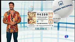 Lotería Nacional - 22/09/18