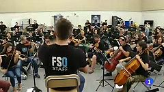 Una orquesta pionera en España y dedicada en exclusiva a interpretar bandas sonoras