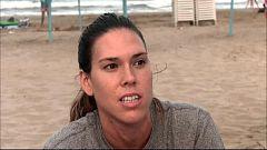 Baloncesto - Baloncesto Perfil: Anna Cruz y Baloncesto Perfil: Marta Xargay