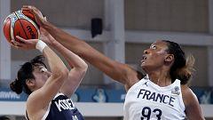 Baloncesto - Campeonato del Mundo Femenino 2018: Turquía - Argentina