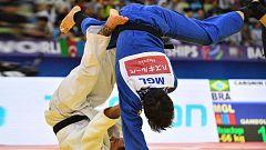 Judo - Campeonato del Mundo Semifinales y Finales Individuales -73kgs. Masc./57kgs. Fem.