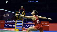 Badminton - 'Open de China 2018' Semifinal: C. Marin - N. Okuhara desde Changzou