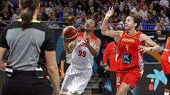 Baloncesto - Campeonato del Mundo Femenino 2018: España - Japón