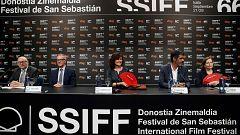 """Carmen Calvo: """"El cine forma parte sustancial del mundo moderno y por eso necesita ser transformado con la participación profunda de las mujeres"""""""