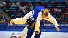 Judo - Campeonato del Mundo Semifinales y Finales Individuales -81kgs. Masc./63kgs. Fem.