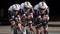 Ciclismo - Campeonato del Mundo en Ruta Contrarreloj Masculina Equipos