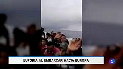Historias de inmigrantes irregulares  que en Marruecos se están haciendo virales