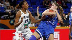 Baloncesto - Campeonato del Mundo Femenino 2018: Francia - Grecia