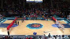 Baloncesto - Campeonato del Mundo Femenino 2018. Previo España - Puerto Rico