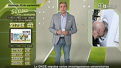 Sorteo ONCE - 23/09/18