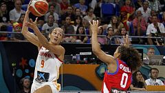Baloncesto - Campeonato del Mundo Femenino 2018: España - Puerto Rico