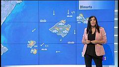 El temps a les Illes Balears - 24/09/18