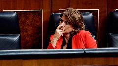 La ministra Delgado comparecerá en el Congreso para explicar su relación con el excomisario Villarejo