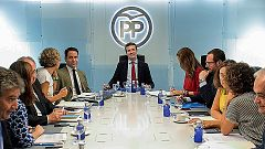 """PP y Cs critican que el PSOE """"allane el camino al indulto"""" de los independentistas"""