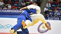 Judo - Campeonato del Mundo Semifinales y Finales Individuales -90kgs.Masc./70kgs. Fem.
