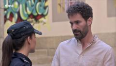 Servir y Proteger - Iván le da explicaciones a Lola sobre lo suyo con Nerea