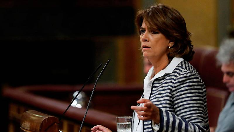 La ministra de Justicia pide comparecer en el Congreso para explicar su relación con Villarejo