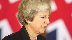 Londres aguanta el rechazo de la UE e insta a Bruselas a reconsiderar el plan de Theresa May para el 'Brexit'