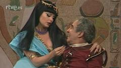 Mujeres insólitas - La sierpe del Nilo, Cleopatra (Bloques de grabación)