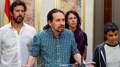 """Podemos exige la dimisión de Delgado y el PP da por """"dimitida"""" a la ministra"""