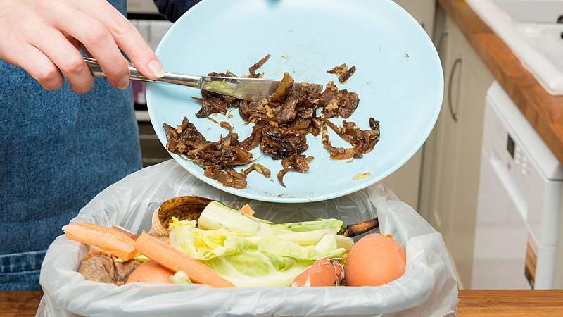 España es el séptimo país en el que más alimentos en buen estado se desperdician dentro de la Unión Europea con 7,7 millones de toneladas