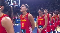 Baloncesto - Campeonato del Mundo Femenino 2018 Previo España - Bélgica