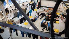 Las 58 personas rescatadas en el último viaje del Aquarius serán acogidas por cuatro países