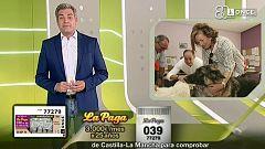 Sorteo ONCE - 25/09/18