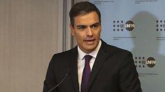 """Sánchez: """"Tenemos un gobierno fuerte, con respaldo parlamentario"""""""