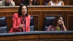 Robles cree que el Gobierno de Rajoy apoyó en secreto la guerra en Yemen