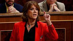"""Dolores Delgado, sobre los audios de Villarejo: """"No voy a dimitir ni aceptar el chantaje de nadie"""""""