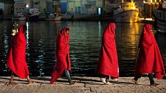 Muere una mujer por disparos de la Marina Real de Marruecos contra una embarcación