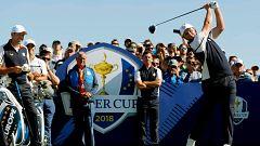 La Ryder Cup calienta motores