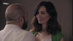 Servir y Proteger - Sofía intenta seducir al socio de Somoza