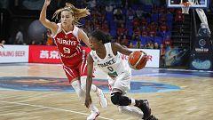Baloncesto - Campeonato del Mundo Femenino 2018. 1/8 de Final: Francia - Turquía
