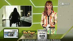 Sorteo ONCE - 26/09/18