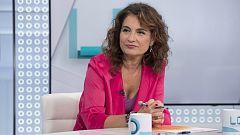 Los desayunos de TVE - María Jesús Montero, ministra de Hacienda