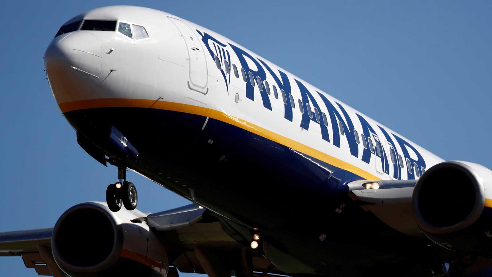 Ryanair cancela 158 vuelos, 64 de ellos en España