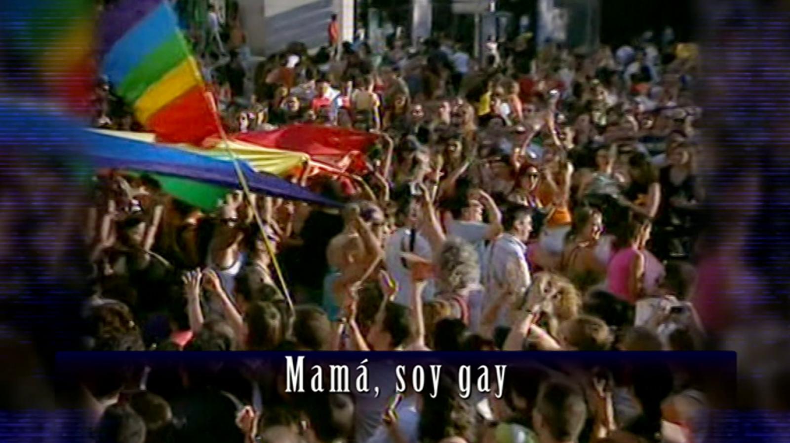 Ochéntame otra vez - Mamá, soy gay - ver ahora