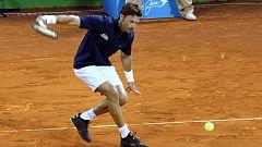 Tenis - Senior Master Cup 2018. 2ª Semifinal: Moyá - Ferrero