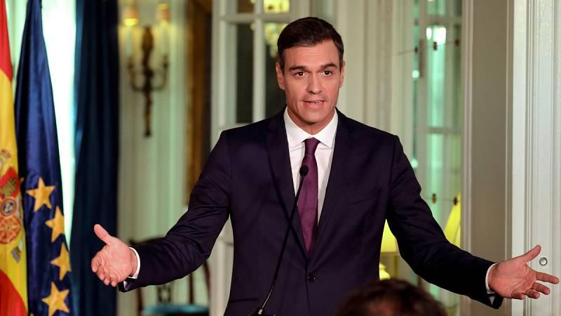 El presidente del Gobierno declara un patrimonio de 340.000 euros