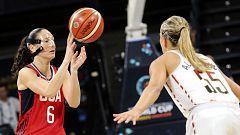 Baloncesto - Campeonato del Mundo Femenino 2018. 1ª Semifinal: Bégica - EE.UU.