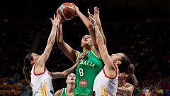 Baloncesto - Campeonato del Mundo Femenino 2018. 2ª Semifinal: Australia - España